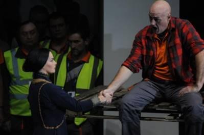 Dimitri Tcherniakov empoigne Lady Macbeth de Mzensk