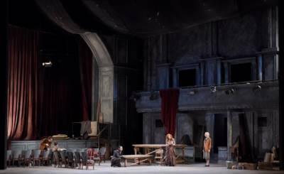 Mithridate au Théâtre des Champs-Elysées : Uniquement pour les voix !