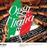 Festival de Création Musicale de radio France – 26éme édition : Oggi l'Italia !