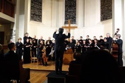 J. S. BACH : Les sept Motets avec continuo