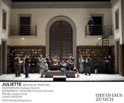 Entre rêve et réalité : Juliette de Martinů
