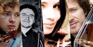 Les débuts du Quatuor Strada aux Pianissimes