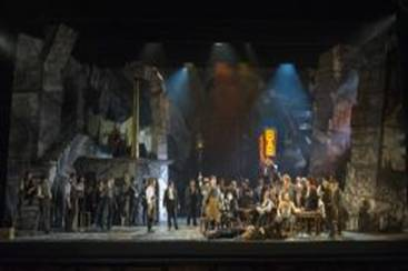 Benvenuto Cellini mis en scène façon Monty Python