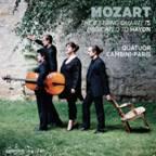 Le Quatuor Cambini-Paris interprète Félicien David