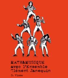 Math & Musique à la Péniche Opéra