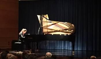 Hélène TYSMAN à l'Institut Goethe : Un récital 100% Bach
