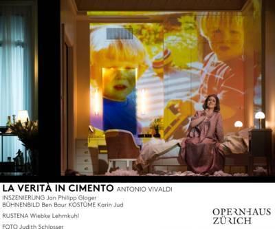 Vivaldi à l'opéra : une dramaturgie insoupçonnée
