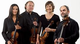 Le romantisme musical français en quatuor