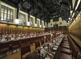 A Midsummer Night's Dream : de la musique de Mendelssohn à Middle Temple Hall...