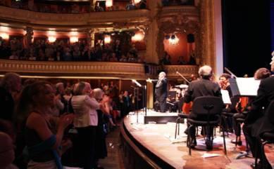 Concert de clôture du tricentenaire de l'Opéra Comique