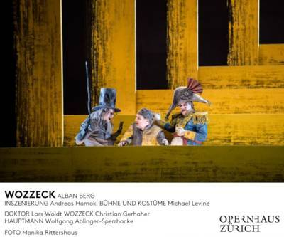 Un Wozzeck d'anthologie
