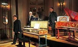 Deux clavecins, un virginal chez Terpsichore