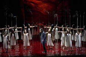 Un Parsifal désacralisé à l'Opéra de Lyon