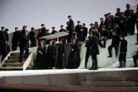 Cav & Pag font leur entrée à l'Opéra Bastille