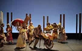 Un opéra bien divertissant : L'Egisto à l'Athénée