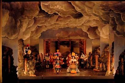 Cadmus et Hermione revient à l'Opéra Comique
