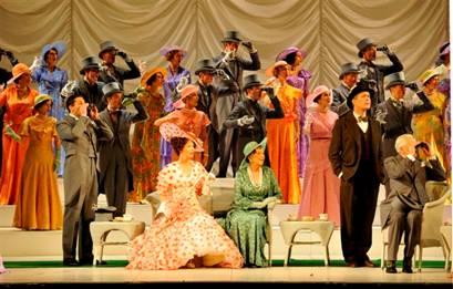 Pygmalion musical, au Châtelet.