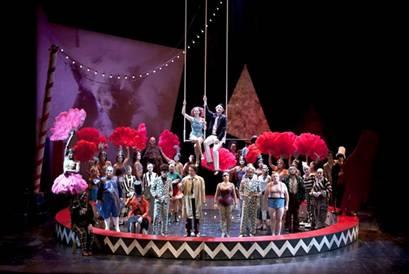 Soirée Dada à l'Opéra Comique : Les Mamelles de Tirésias.