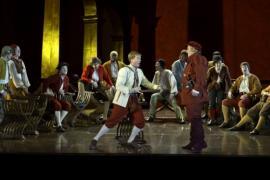 Les Maîtres Chanteurs de Nuremberg font un triomphe au Royal Opera