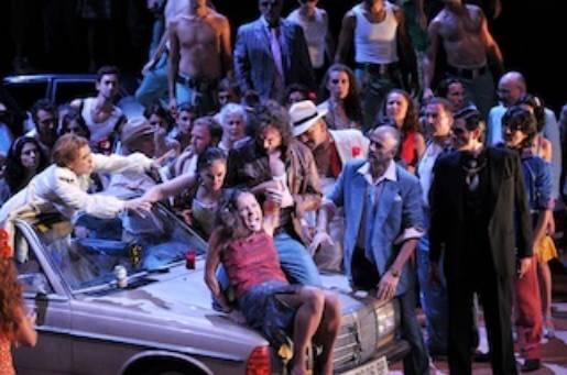 Une Carmen iconoclaste au « Teatre del Liceu »
