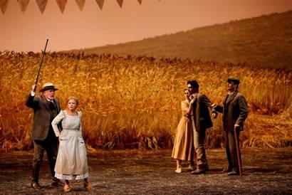 Mireille inaugure l'ère Joel à l'Opéra de Paris