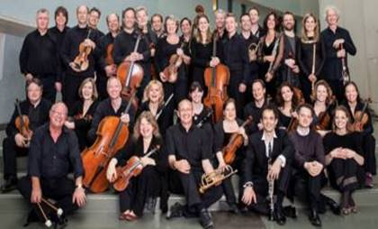 Le Chamber Orchestra of Europe a 35 ans