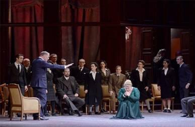 La Clémence de Titus au Théâtre des Champs-Elysées : Une première bien classique.