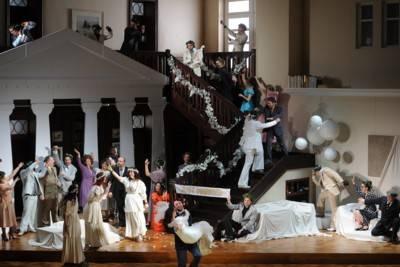 Un Orfeo de Monteverdi actualisé