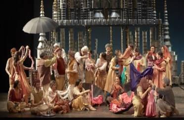 Et ce fut la 1606 ème de Lakmé à l'Opéra Comique...