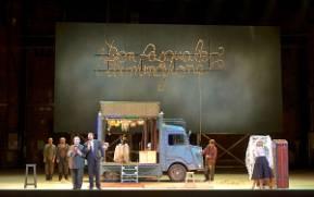 Don Pasquale au Théâtre des Champs-Élysées : drôle et touchant.