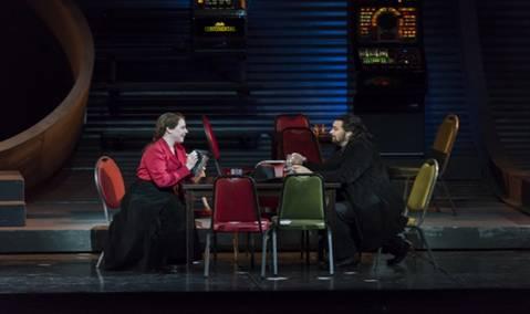 La Fanciulla del West investit enfin l'Opéra de Paris