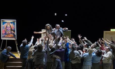 Laurent Pelly s'empare du Comte Ory à l'Opéra de Lyon