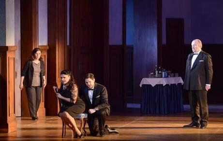 Festival  Rossini au Théâtre des Champs-Elysées : Otello ou le triomphe de Cecilia Bartoli.