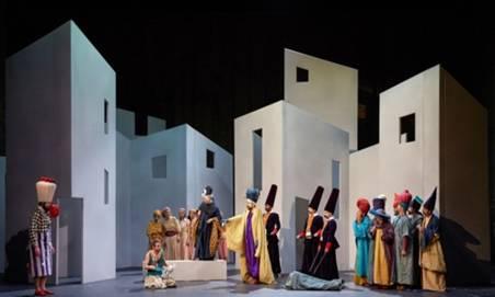 Un monde de fantaisie : Mârouf à l'Opéra Comique