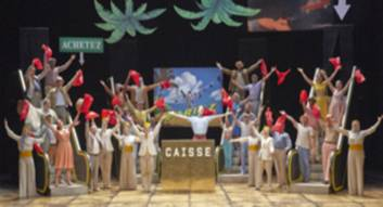 Ali Baba va bon train à l'Opéra Comique