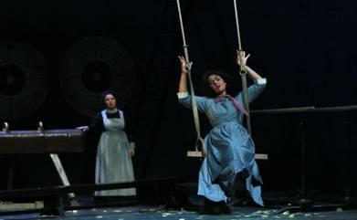 Reprise de Lucia di Lammermoor à l'Opéra Bastille