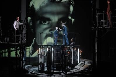 Owen Wingrave ou l'opéra télévisuel