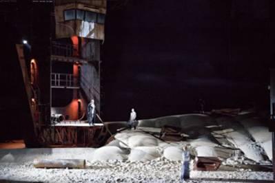 Le vaisseau Fantôme vu par La Fura dels Baus