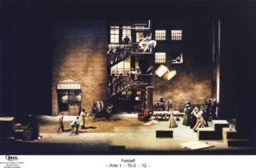 Falstaff à l'Opéra Bastille