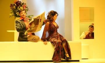 Un curieux « double bill » à l'Opéra Comique