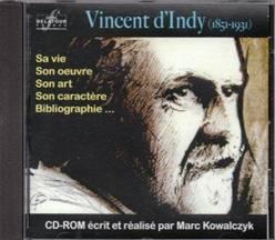 Vincent d'Indy (1851-1931).