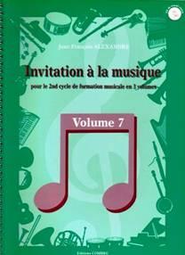 Invitation à la musique