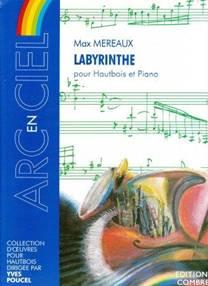 Labyrinthe pour hautbois & piano.