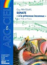 Sonate « à la princesse inconnue »
