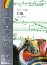 Alma pour 2 flûtes