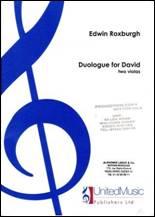 Edwin ROXBURGH : Duologue for David pour deux altos