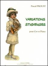 Variations studieuses