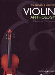 The Boosey & Hawkes Violin Anthology.