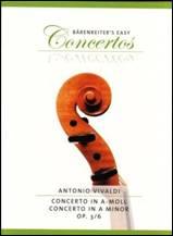 Antonio VIVALDI : Concerto en la mineur op.3 n°6.
