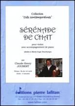 Claude-Henry JOUBERT : Sérénade de chat